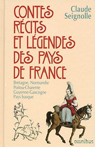 Contes, rcits et lgendes des pays de France T. 1 (1)