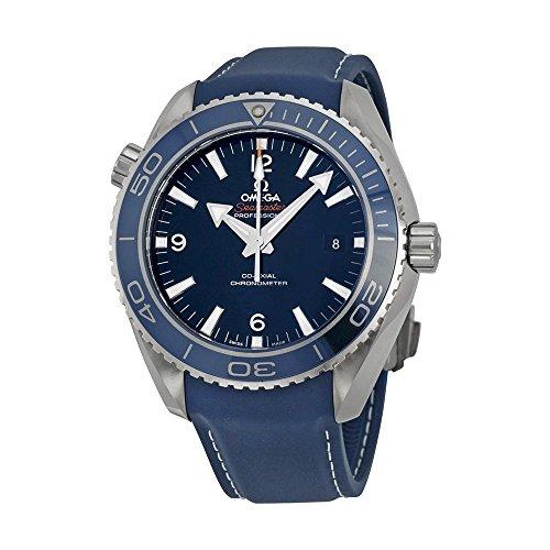 Omega Seamaster Planet Ocean 600 m Co-axial automático reloj de los hombres 23292462103001