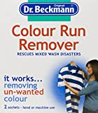 Dr.Beckmann Colour Run Remover, 2 Sachets