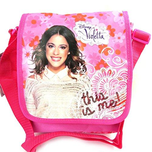 Bolsa 'Violetta'fucsia.