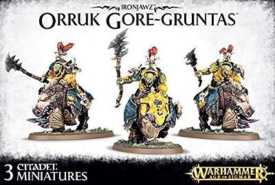 Ironjawz Orruk Gore-gruntas 89-30 - Warhammer 40,000