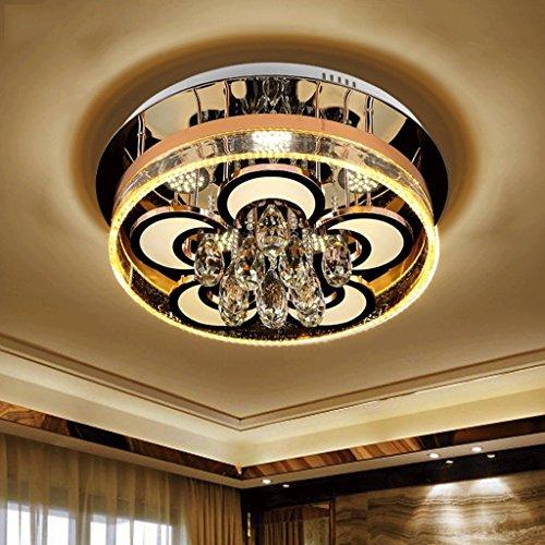Deckenleuchten Deckenleuchte runde Schlafzimmer Wohnzimmer Licht personalisierte Bubble Spalte Kristall Lampe Romantische warmen Restaurant Restaurant LED-Beleuchtung
