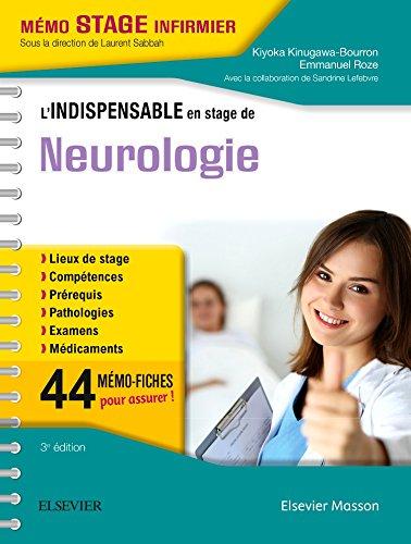 L'indispensable en stage de Neurologie