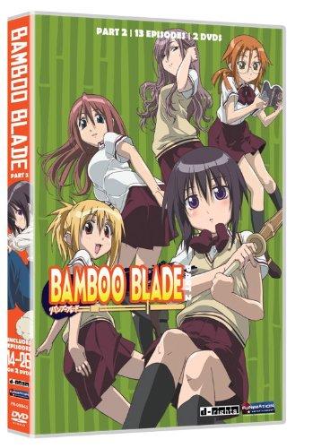 Bamboo Blade: Part 2 [DVD] [Import] (Bamboo Blade)