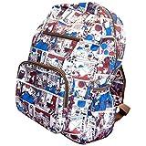 Small Planet Moomin Travel Pocket Foldable Backpack\