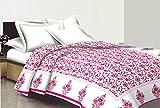 Shop Rajasthan Printed Floral Cotton Fla...
