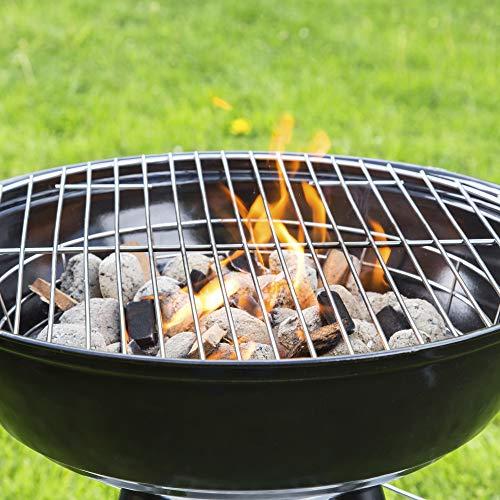 51S pM94lHL. SS500  - Blazebox 10KG BBQ Charcoal Premium Restaurant Grade Lumpwood, Large Chunks For Longer Burning Barbecues (1 x 10KG Bag)