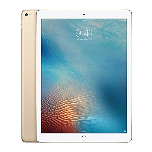 APPLE 10.5 iPad Pro Cellular - 512 GB, Rose Gold (2017), Gold lowest price