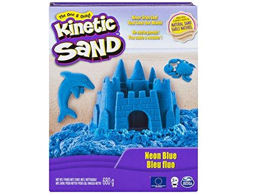 Kinetic Sand 6033332–Arena machbar, sortiert hergestellt von Spin Master Italia S.R.L