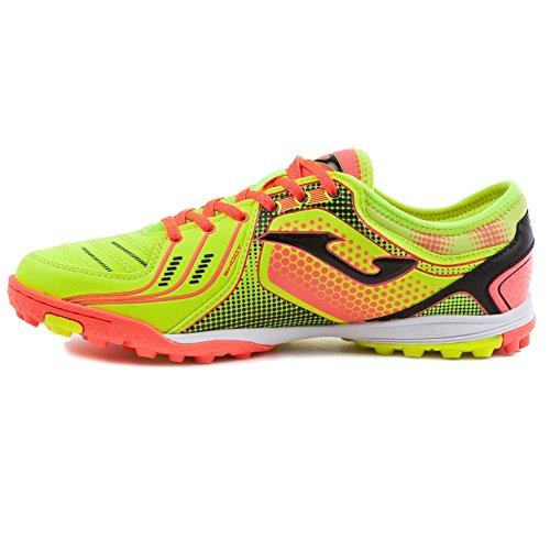 Joma Liga 5, 701 Chaussures de football extérieur jaune fluo