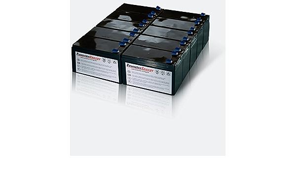 Sybt5 Akku Batterie Für Apc Usv Symmetra Lx 4 16kva Elektronik