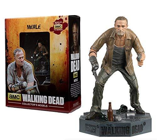 The Walking Dead Collector's Models #6 Merle - Dead Deluxe Walking