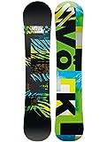 Uomo Freestyle Snowboard và ¶ Lkl Dimensione 154W 2014