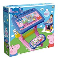 Peppa Pig Activity Desk with Seat