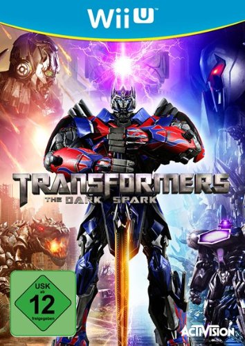 Transformers: The Dark Spark - [Nintendo Wii U] (Wii U-transformers)