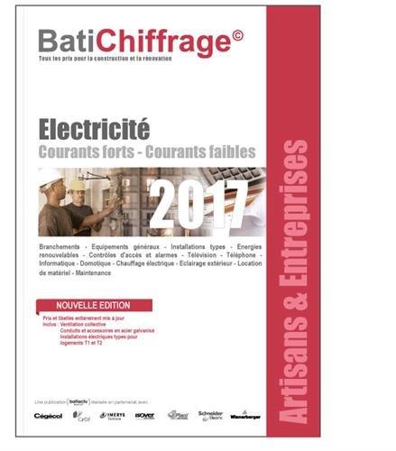 Artisans et entreprises - éléctricité courants forts, courants faibles par (Relié - Jan 1, 2017)