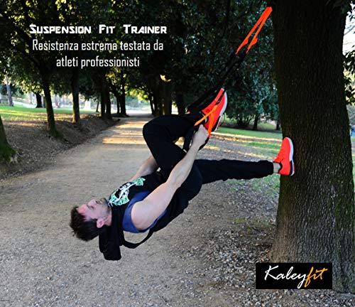Zoom IMG-2 kaleyfit suspension fit trainer kit