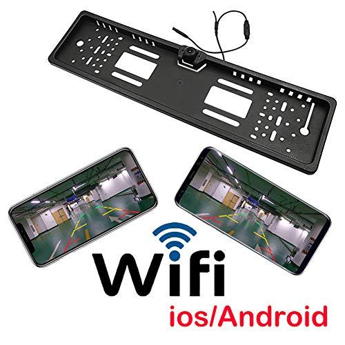 XuBa Auto-Rückfahrkamera mit DVR, kabellos, WiFi, Rückfahrkamera (Wifi Auto Dvr)