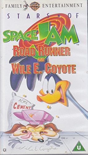 stars-of-space-jam-road-runner-and-wile-e-coyote-vhs-import-allemand