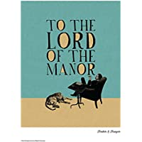 Ciondoli e trombe Lord of The Manor Poster
