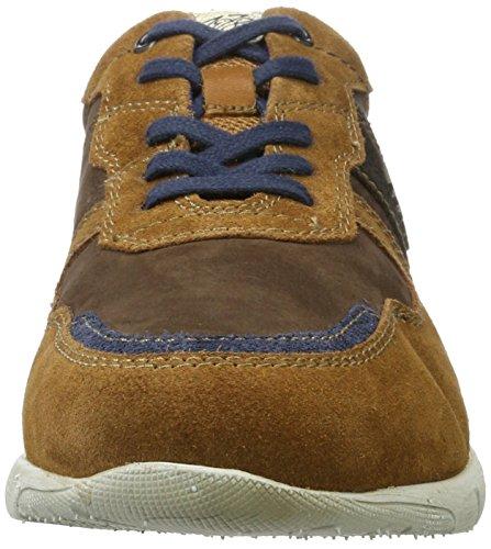 Bugatti 322310021415, Zapatos Sueltos Para Hombres Marrón (cognac / Marrón Oscuro)