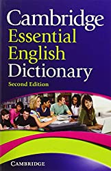 Cambridge Essential English Dictionary (Cambridge Essential Eng Dictio)