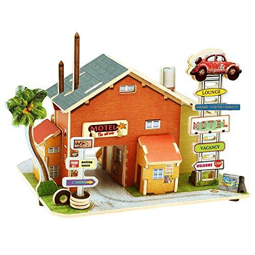 juguetes-para-ninos-casas-de-madera-de-estados-unidos-puzzle-3d-rompecabezas-casas-del-mundo-colecci