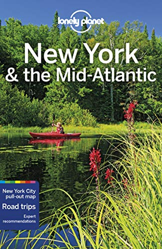 New York & the Mid-Atlantic (Lonely Planet Travel Guide)