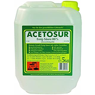 Acetosur Acetic Acid 80%