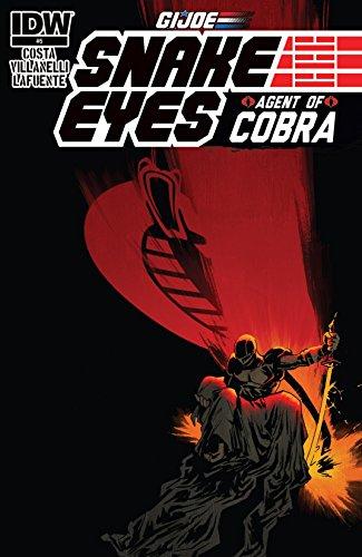 G.I. Joe: Snake Eyes, Agent of Cobra #5 (of 5) (English ...