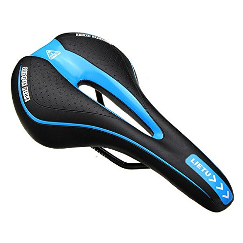 Preisvergleich Produktbild Bazaar Super Soft Polyurethan Füllung MTB Sattel Faltrad Rennrad Kissen