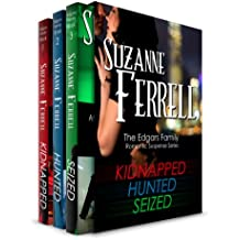 The Edgars Family Romantic Suspense Series (English Edition)