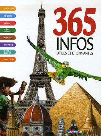 365 Infos utiles et étonnantes par Gill Davies, Collectif