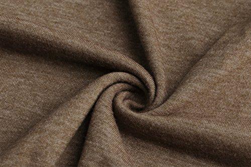 Camisunny Maglia a manica lunga - Basic - Maniche lunghe - Donna Khaki