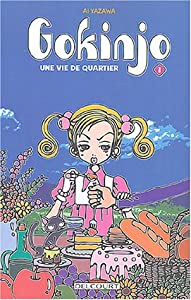 Gokinjo une vie de quartier Edition simple Tome 1