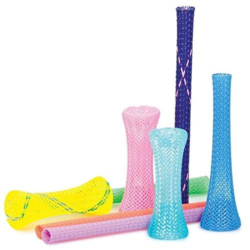 boinks-springy-bunte-propel-in-die-air-plastic-mesh-tubes-finger-falle-spielzeug