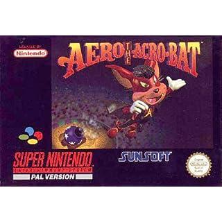 Aero the acro bat - Super Nintendo - PAL