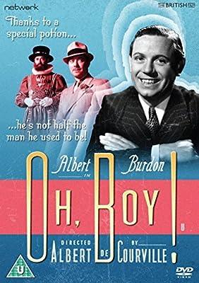 Oh Boy [DVD] by Albert Burdon