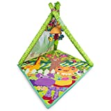 Best Lamaze Baby Gyms - Lamaze 4-in-1 Teepee Gym Review
