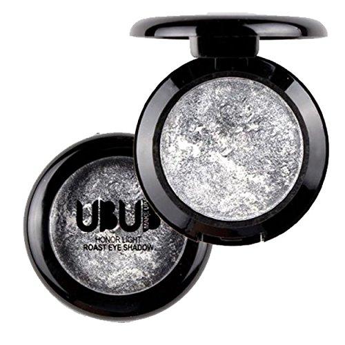 12 Colors Optional Fards à paupières Ombre à paupières Shimmer Metallic ombres à paupières nacrées Longra palette maquillage maquillage yeux comment se maquiller les yeux maquillage pas cher (8g, #11)