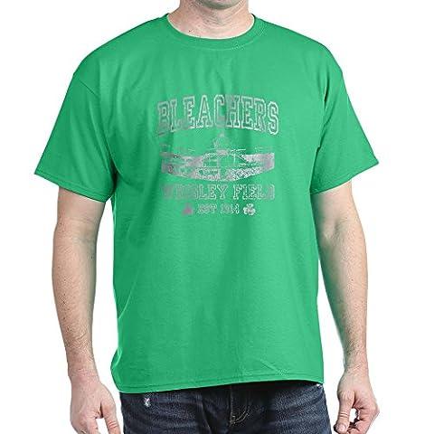 CafePress - Bleachers Wrigley - 100% Cotton T-Shirt