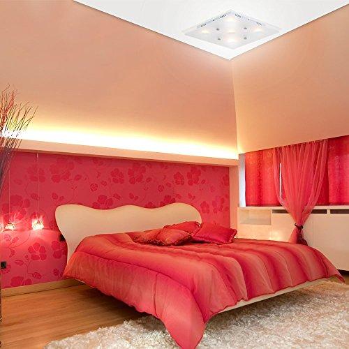 15W LED Deckenleuchte Wandleuchte Badlampe Badleuchte Decken Lampe  Deckenlampe, Modell Candor
