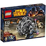 LEGO Star Wars 75040 General Grievous' Wheel Bike (Discontinued by manufacturer) by LEGO