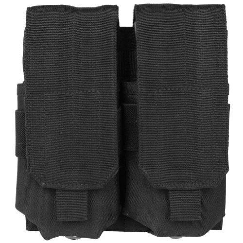 Mil-Tec Mag.Tasche M4/M16 Double Schwarz