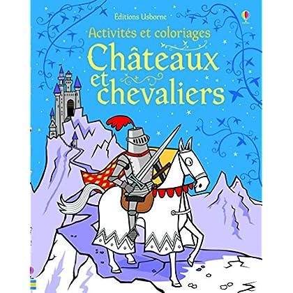 Châteaux et chevaliers - Activités et coloriages