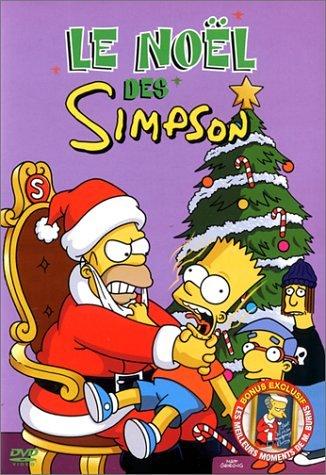 Les Simpson : Le Noël des Simpson, DVD/BluRay