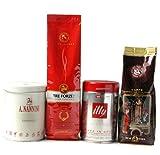 Probierset Espresso Bohnen der Spitzenklasse - unser Bestseller!