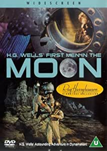 First Men in the Moon [DVD] [1964]