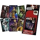 Star Wars Rebels - Baraja infantil con 40 cartas (Naipes Heraclio Fournier 1029853)