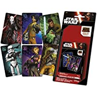 Star Wars Rebels - Baraja infantil con 40 cartas (Naipes Heraclio Fournier 1029853)